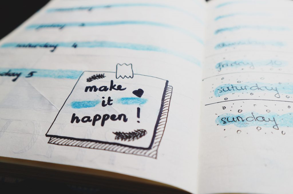 steps to a better mindset and creating healthy habits