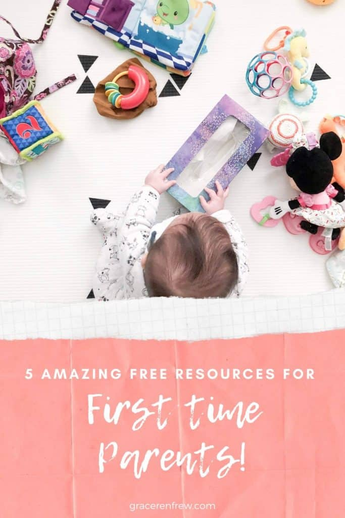 First time parents or parents of three, here are some amazing rescources available for all parents and the best part is it's FREE!