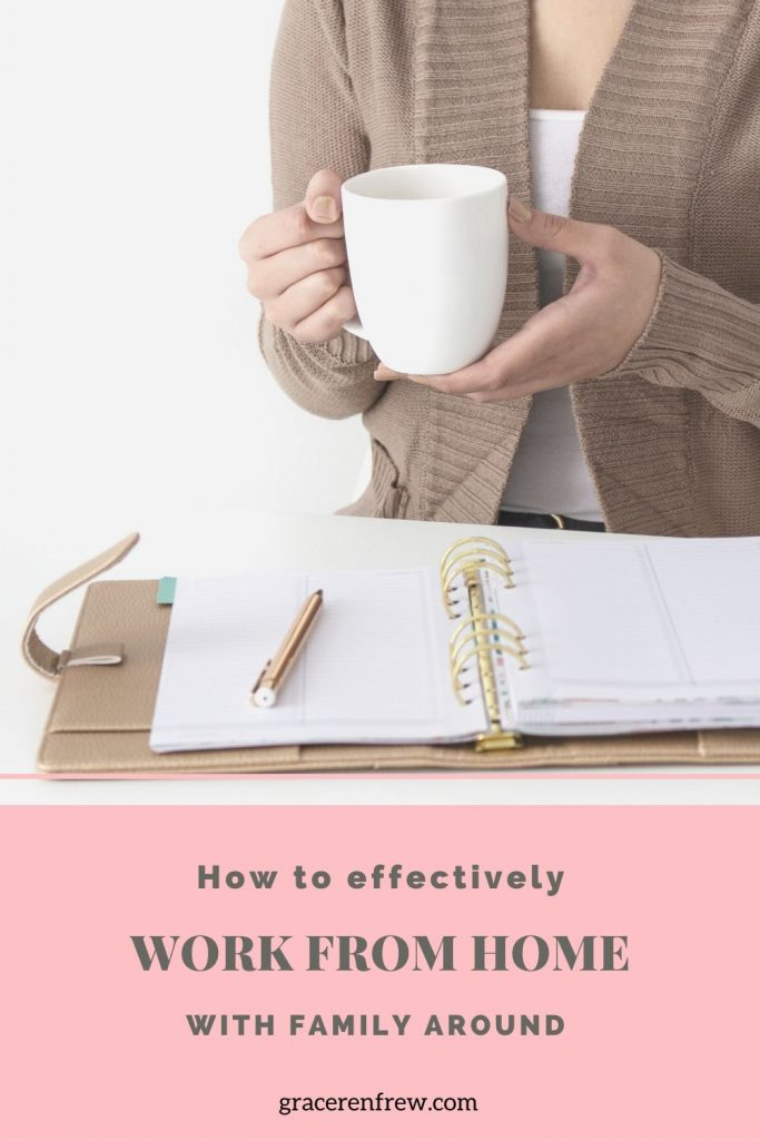 Working from home is a blessing but it can be quite the adjustment. Here is what I learned from our experience. Here are the changes we implemented to effectively work from home.