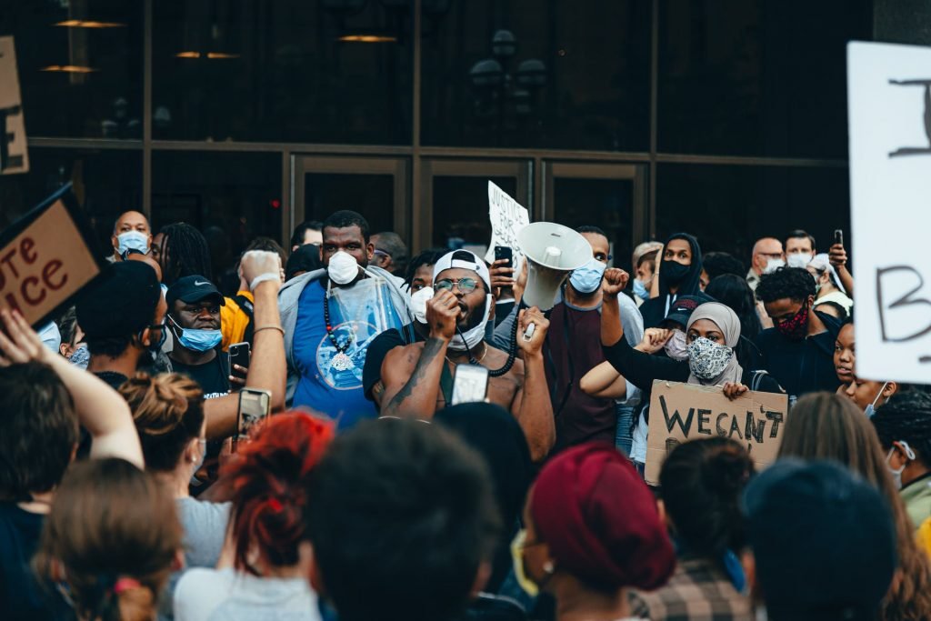 """Understand terms like """"white privilege"""" and """"structural racism"""". Be open to learning about the BLM human rights movement. Here's what I learned through the BLM human rights movement."""